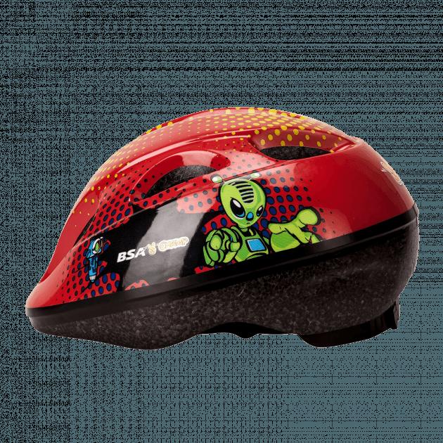 Track&Trail Toonz Helmet Red