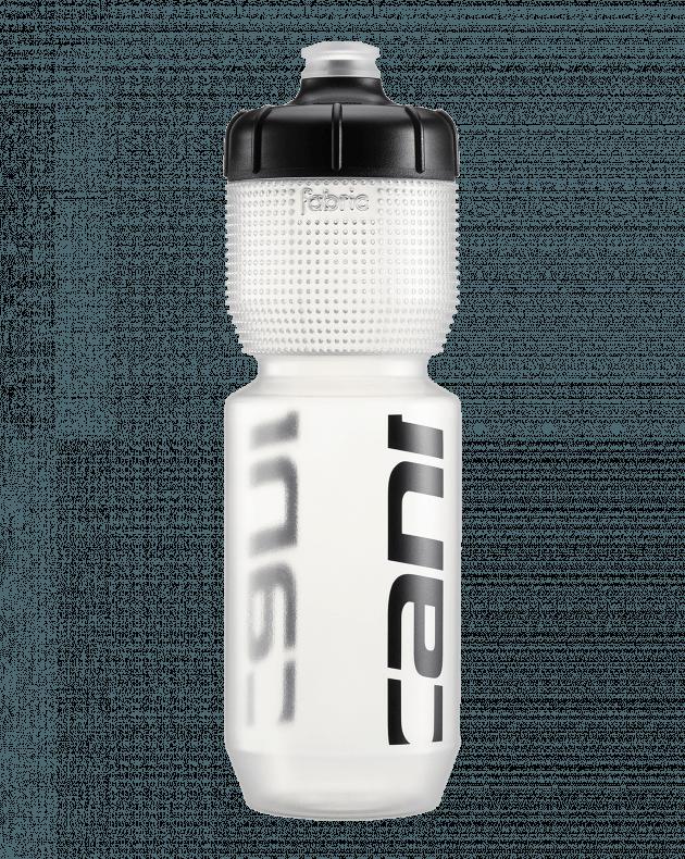 Cannondale Clear Bottle 750Ml - Logo Clear/Black