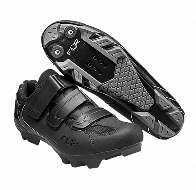 FLR MTB F-55 Shoes&Accessories Black 43