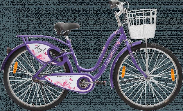 BSA Ladybird Hazel 24T Regalia Purple