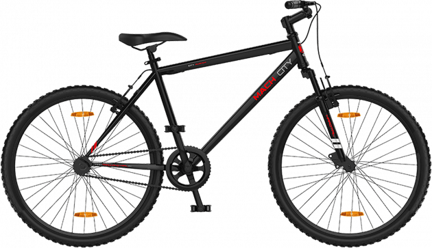 Mach City iBike Hardtail