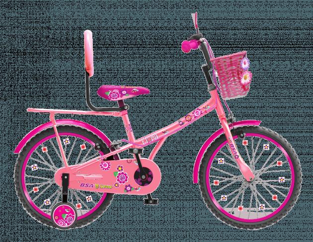 BSA Flora 20T Flamingo Pink