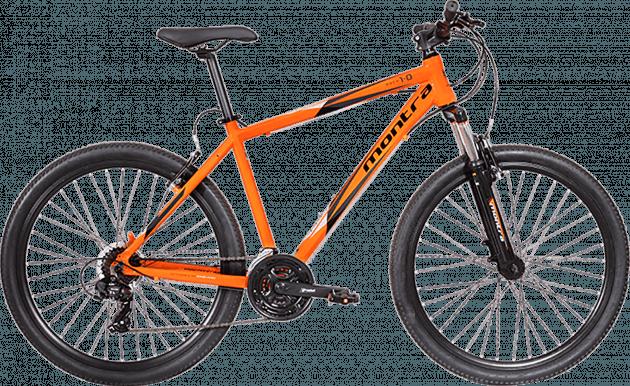 Montra Rock 1.0 (26) Small Orange/Black