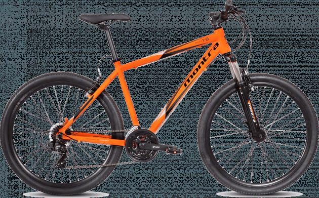 Montra Rock 1.0 (27.5) Large Orange/Black