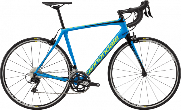 Cannondale Synapse Carbon (105) 51 cm Blue