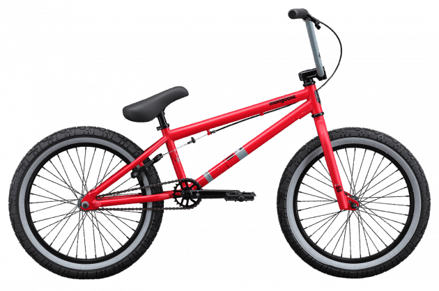 Mongoose Legion L60 Red