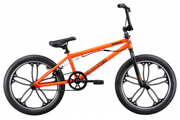 Mongoose Legion Mag Orange
