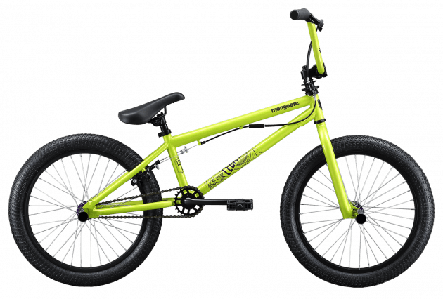 Mongoose Legion L10 Green
