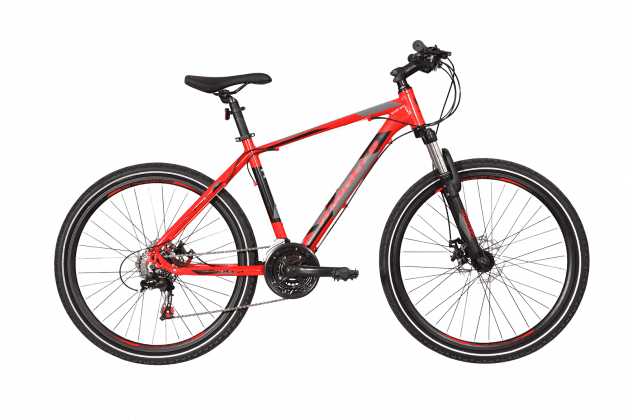 Montra Backbeat 27.5 Large Red/Grey