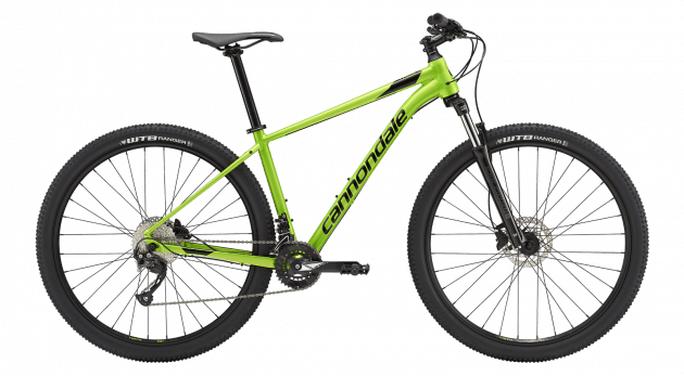 Cannondale Trail 7 [27.5] (M/17.3) Green (2019)