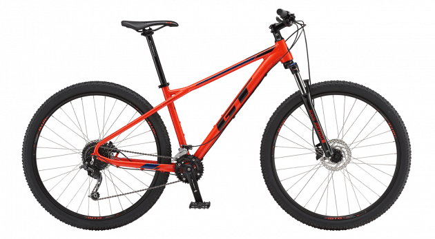 GT Avalanche Comp (27.5) [L/19.1] Red (2019)