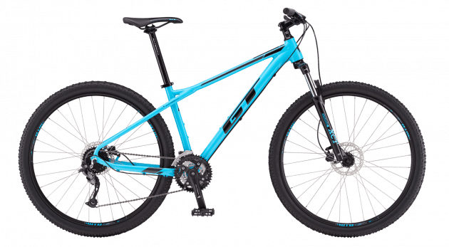 GT Avalanche Sport (27.5) [L/19.1] Blue (2019)