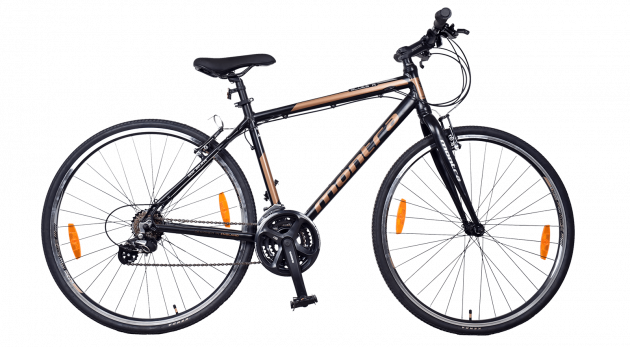 Montra Blues Rigid 2019 Large Carbon Black with Cider Copper Graphics